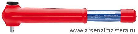 Ключ гаечный динамометрический, с наружным четырехгранником KNIPEX 98 33 50
