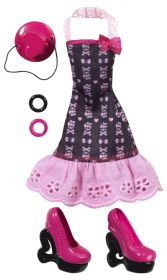 Набор одежды Дракулаура (Draculaura Basic Fashion Pack), MONSTER HIGH
