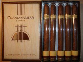 Guantanamera Cristal 5 шт. и коробка 25 шт.