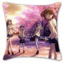 Аниме подушка Clannad
