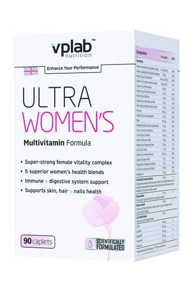 Ultra Women's Multivitamin (90 капс)