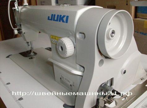 Швейная машина JUKI DDL 8100e  /  специальная цена 39900 руб. (энергосберегающий мотор)