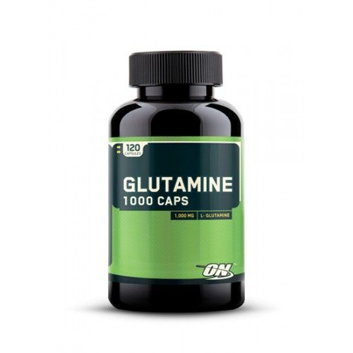Optimum Nutrition - Glutamine Caps 1000