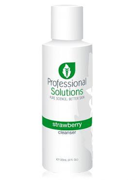 Professional Solutions Очищающее средство с клубникой
