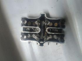 Головка блока задних цилиндров без регулировочных шайб и распредвалов  Yamaha  VMX1200 Vmax