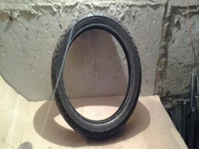 шина 110/70-17  универсальные запчасти  Pirelli