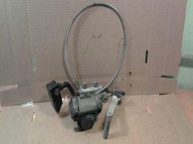тормозной контур задний  в сборе (Суппорт, лапка, шланг, главный тормозной цилиндр)  Suzuki  GSF400 Bandit