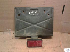 панель крепления номерного знака   Suzuki  GSF400 Bandit