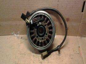 ротор и статор генератора  Honda  VT250