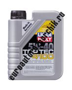 Cинтетическое моторное масло Top Tec 4100 5W-40 1л. (LIQUI MOLY) 7500