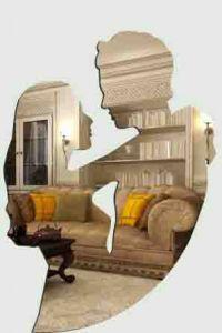 """Зеркало """"Гляжу в тебя, как в зеркало"""""""