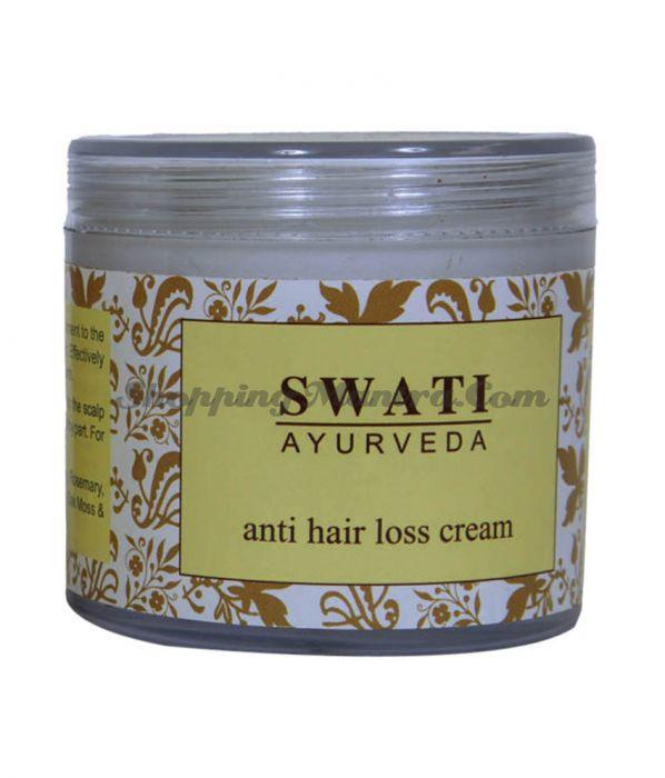 Укрепляющий крем против потери волос Свати Аюрведа / Swati Ayurveda Anti Hair Loss Cream