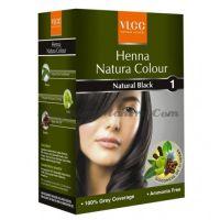 VLCC Henna Natura Color Black
