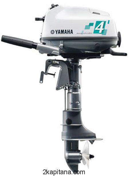 Лодочный мотор Yamaha (Ямаха) F 4 ВMHS