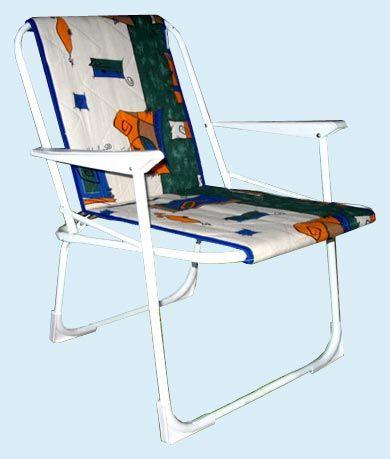 Кресло Фольварк (мягкое б10, складное)    с81а