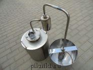 Дистиллятор дачный (деревенский) 40л. + сухопарник