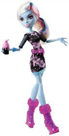 Кукла Эбби Боминейбл (Abbey Bominable), серия Кафе Кофейное зёрнышко, MONSTER HIGH