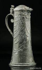 """Кувшин для вина """"Орел"""", Германия, 1900 г"""