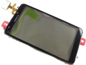 Тачскрин Nokia E7-00 (в раме) (black) Оригинал