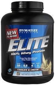 Elite 100% Whey Protein (2270 гр.)