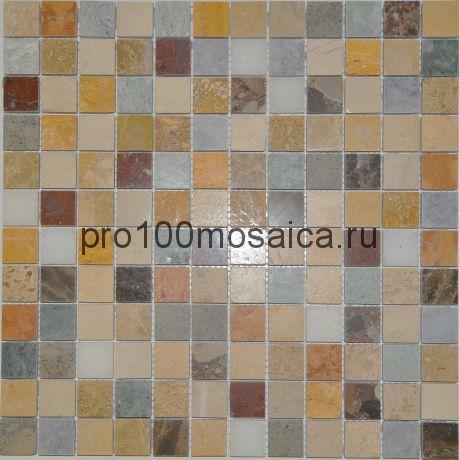 MOSES 23.8*23.8 POL. Мозаика серия STONE,  размер, мм: 305*305 (ORRO Mosaic)