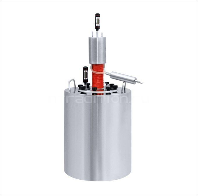 Дистиллятор Кудесница Люкс, 17 литров