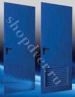 Технические двери с вентиляционной решеткой