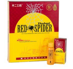 Red Spider ( Красный паук) возбудитель д/женщин 8 флак по 8 мл.