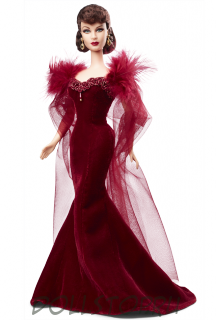 "Коллекционная кукла Скарлетт О'Хара ""Унесенные ветром"" Красное платье - Gone with the Wind Scarlett  O'Hara™ Doll"