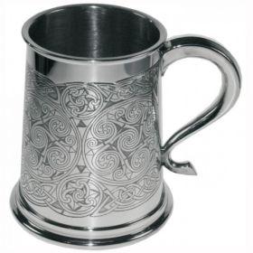 Кельтский Танкард - Спирали мироздания (объём. 1 пинта)