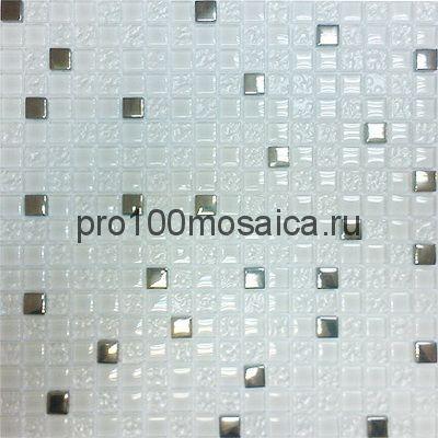 FIANIT. Мозаика серия GLASS, размер, мм: 300*300 (ORRO Mosaic)