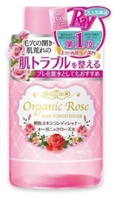 Лосьон-кондиционер для кожи лица ORGANIC ROSE SKIN CONDITIONER