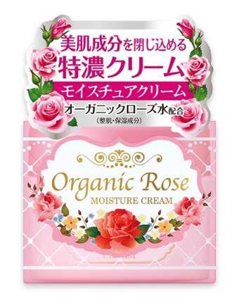 Увлажняющий крем ORGANIC ROSE MOISTURE CREAM