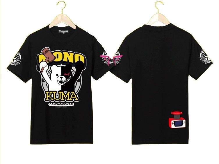 "Аниме футболка ""Danganronpa"""
