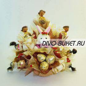 """Букет из конфет №269 """"Сказочный"""""""