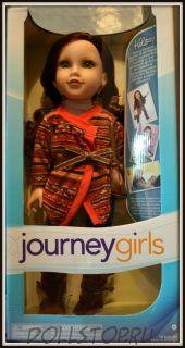 Куклы Путешественницы Келси путешественница - Journey Girls Kelsey Doll 2013