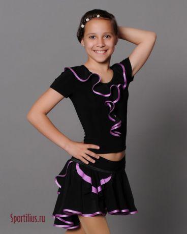 Бальный костюм для танцев латина в магазине Спортилиус