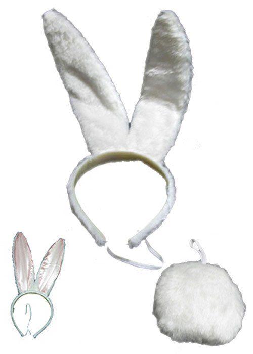 Ушки и хвостик Suzumiya Haruhi Cosplay Ears