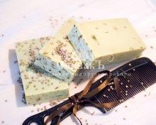 Цветочное мыло-шампунь, Спивакъ, 110гр