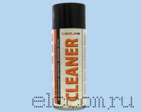 Solins CLEANER, аэрозоль - 400 мл  (спиртовой очиститель для электронного оборудования)