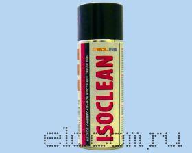 Solins ISOCLEAN, аэрозоль - 400 мл (изопропанол)