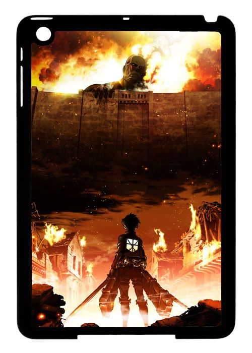 Чехол iPad mini: Shingeki no Kyojin / Attack on Titan