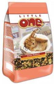 Little One. Корм для молодых кроликов 0,4кг