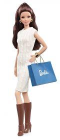 Кукла Барби White Dress, серия Городская модница, BARBIE