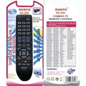 Пульт ДУ SAMSUNG RM-762 LCD универсальный
