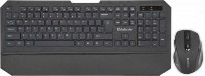 Беспроводной набор Berkeley C-925 RU,черный,мультимедийный