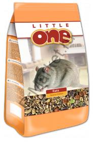 Little One. Корм для крыс 0,4кг