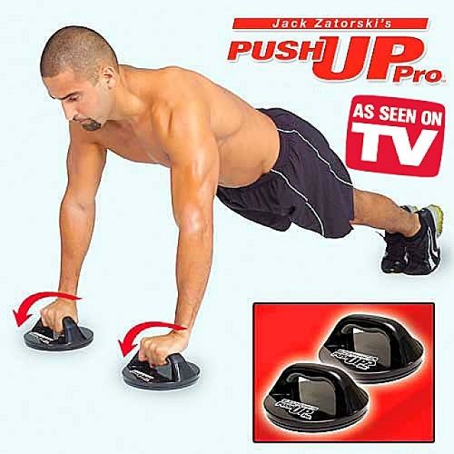 Упоры для отжиманий Push Up Pro (Пуш Ап Про)