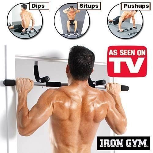 Тренажер Айрон Джим (Iron Gym)