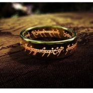Кольцо Всевластия (на цепочке)